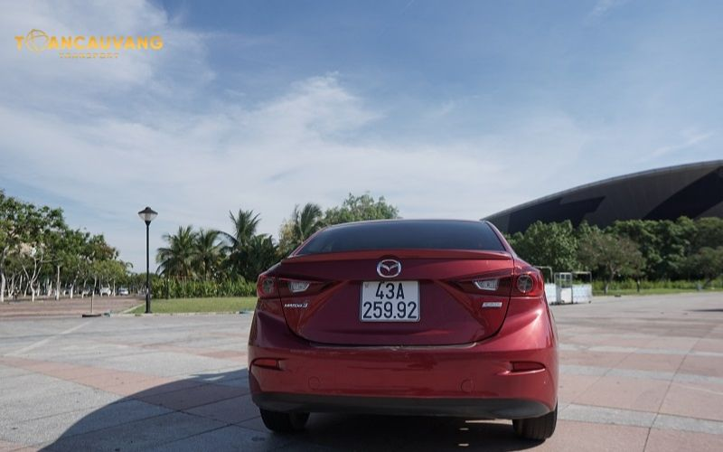 Giá thuê xe Mazda 3