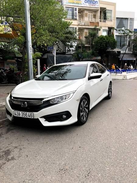Cho thuê xe Honda Civic tự lái tại Đà Nẵng