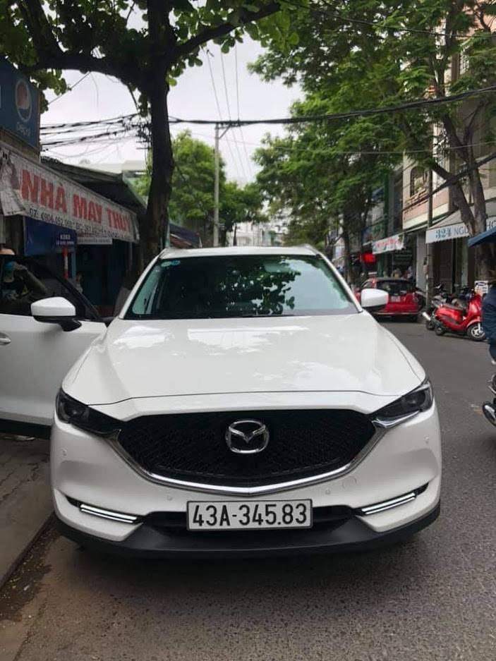 Thuê xe honda CX5 tự lái Đà nẵng