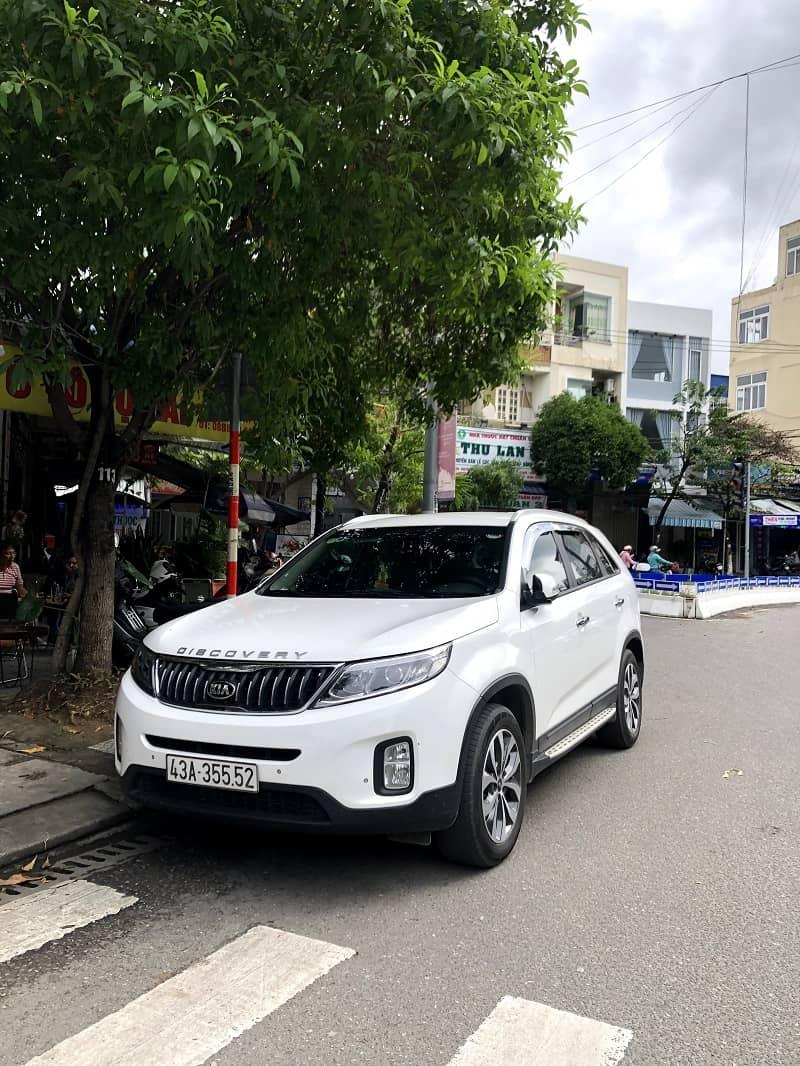 Thuê xe sorento 7 chỗ tự lái Đà Nẵng