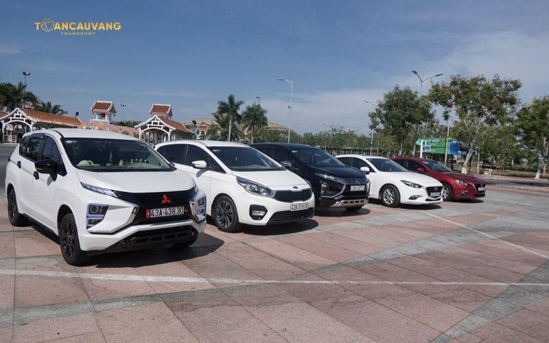 Thuê xe ô tô Đà Nẵng