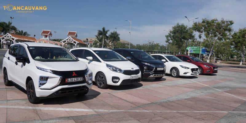 Thuê xe ô tô tự lái Đà Nẵng giá rẻ