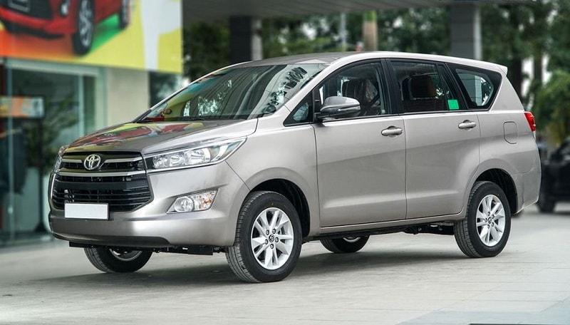 Thuê Xe Toyota Innova Giá Rẻ