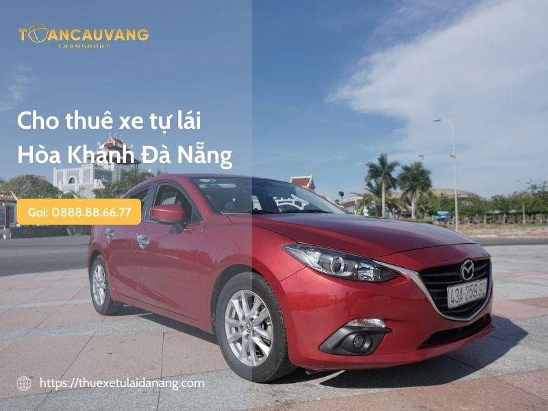 thuê xe tự lái Hòa Khánh Đà Nẵng