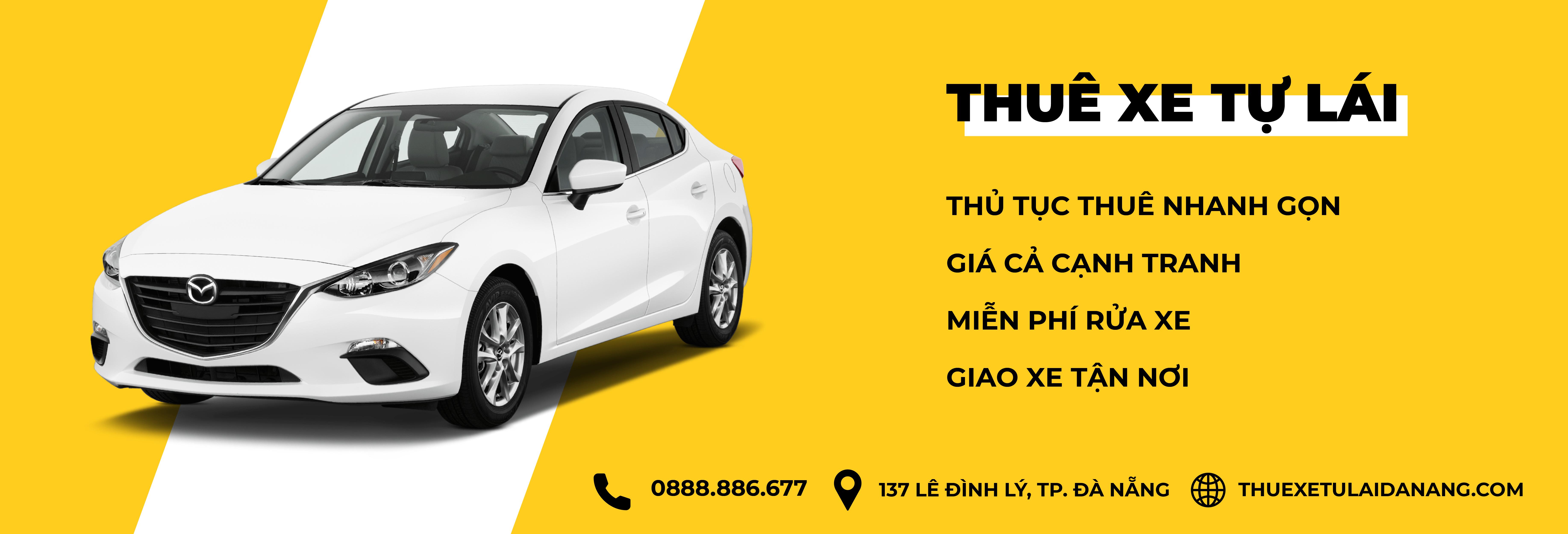 Địa chỉ thuê xe tự lái Đà Nẵng