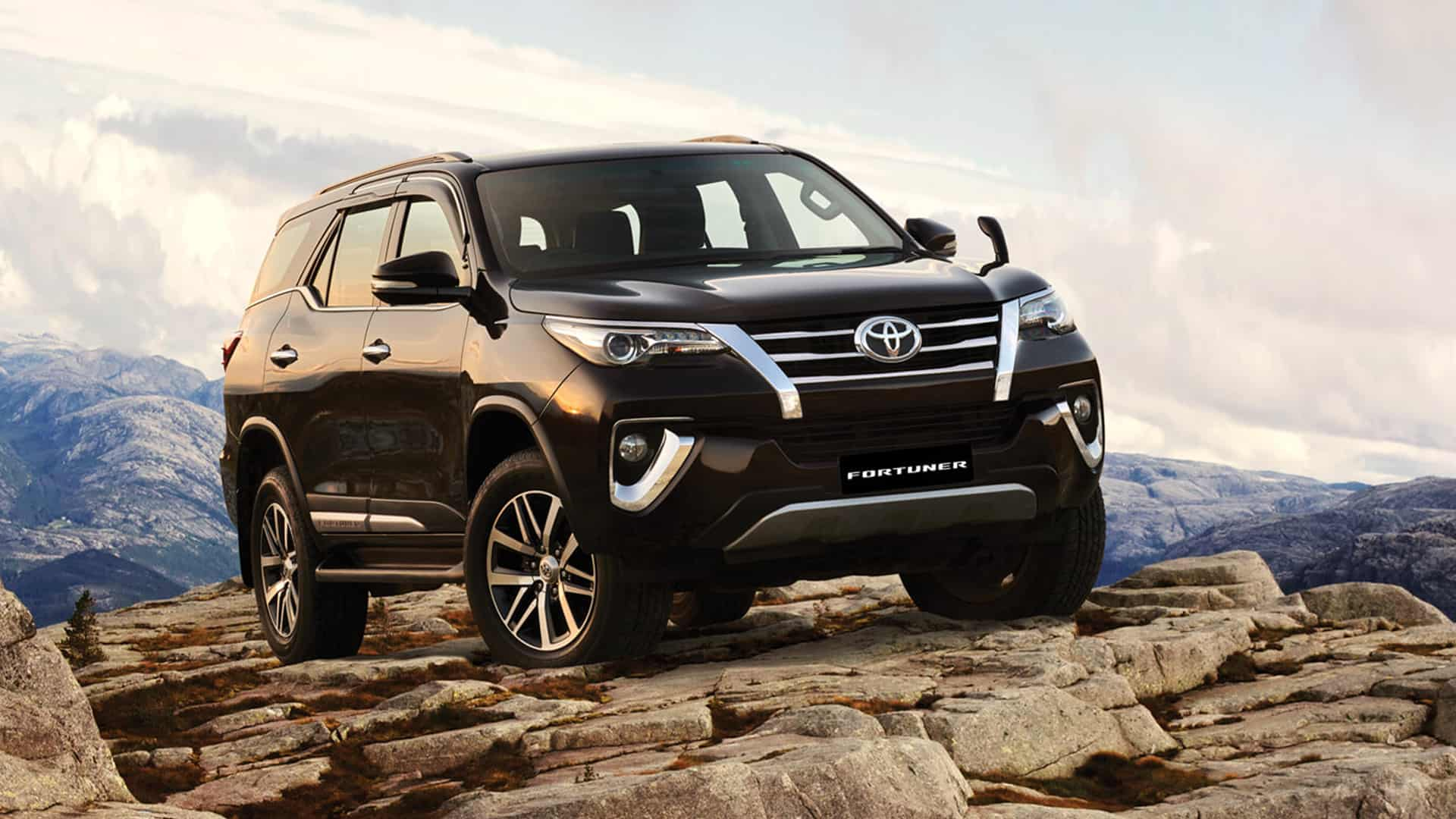 Cùng tham khảo mức giá mới nhất của Toyota Fortuner