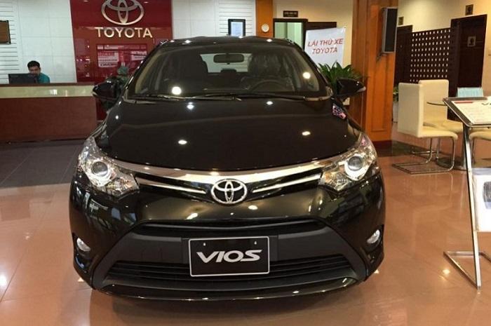 Dòng xe Toyota bán chạy nhất