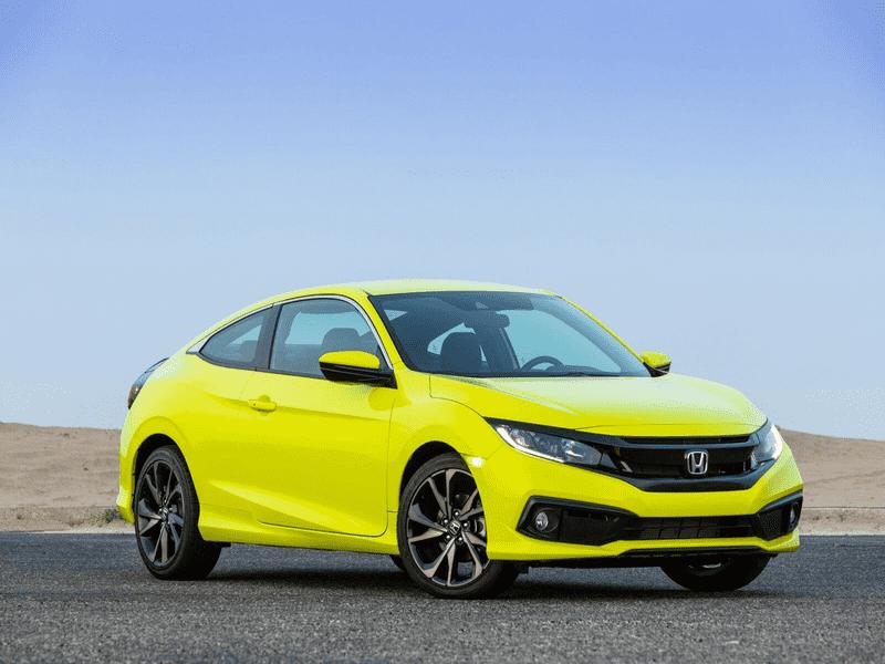 Honda Civic được bình chọn là dòng xe tiết kiệm nhiên liệu nhất ở Mỹ