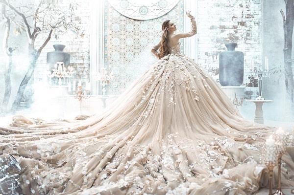 chọn trang phục cưới