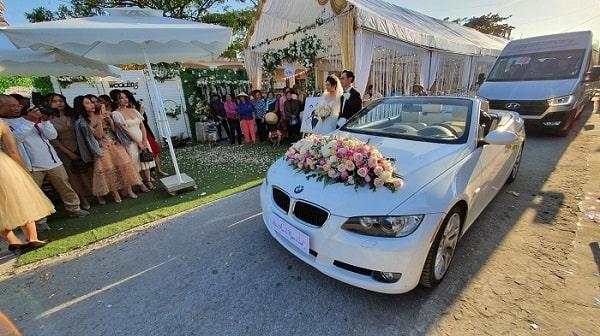 chuẩn bị cho ngày cưới